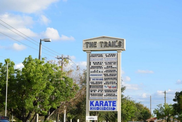 The Trails Plaza Business Listing
