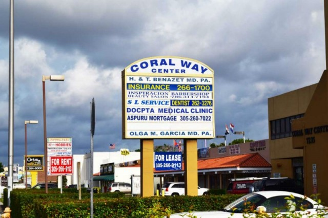 coral way center business listing
