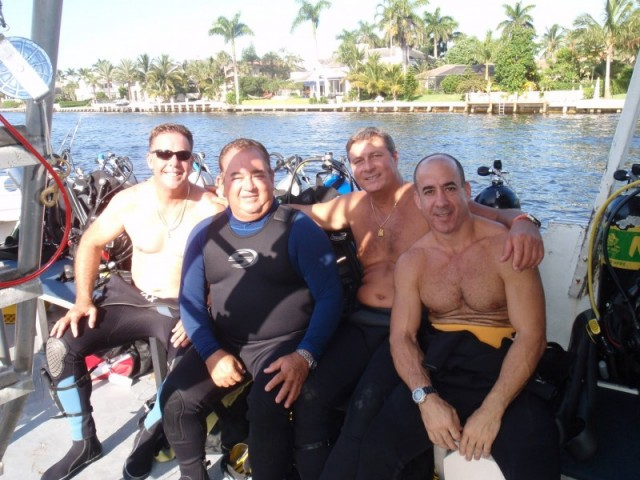 Clases de Buceo en Boca Raton