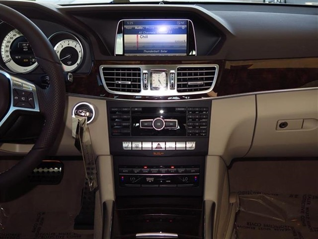 2014 Mercedes-Benz E-Class 4dr Sdn E350 Sport RWD