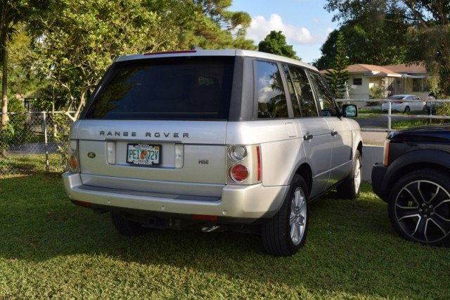 2006 Range Rover HSE for sale