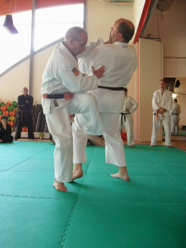 Karate Classes Miami (usa martial arts hall of fame Jose Cuspinera)