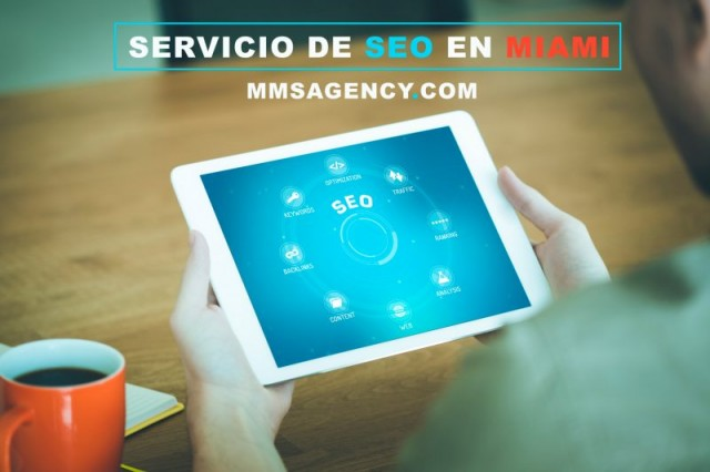 Servicio de SEO en Miami