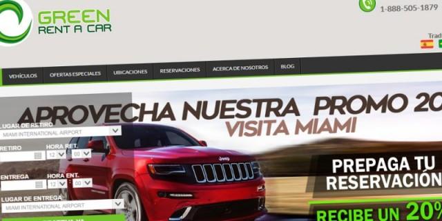 Agencias de Alquiler de autos en Miami, Florida
