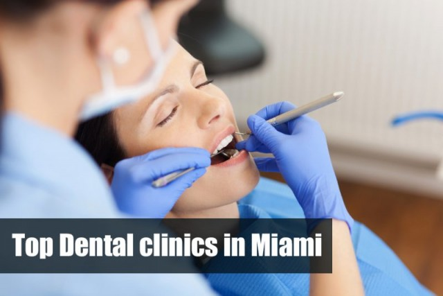 Top Dental clinics in Miami