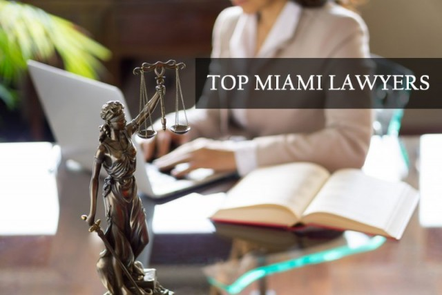 Top Miami Lawyers