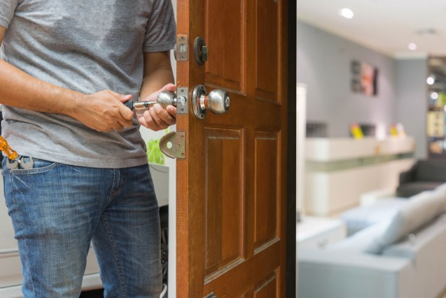 Locksmith Services in Sweetwater