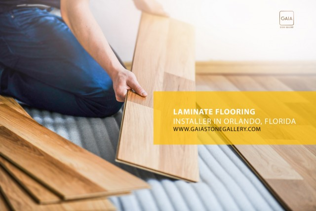Laminate Flooring Installer Orlando, Florida