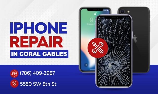 Iphone Repair in Coral Gables