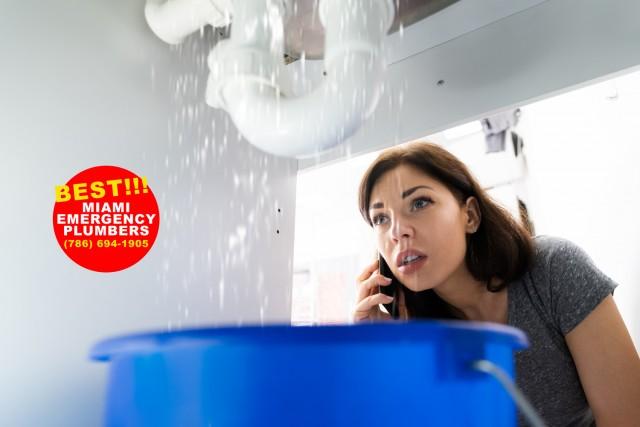 Best Miami Emergency Plumbers - (786) 694-1905