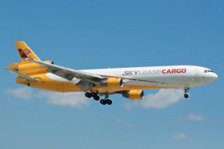 Centurion Air Cargo grows
