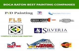 Boca Raton best painting companies