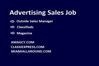 Advertising Sales Job