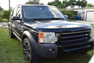2006 Land Rover Black LR3 HSE for Sale in Hialeah