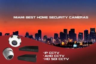 Miami Best Home Security Cameras