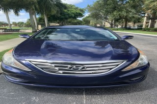 Hyundai Sonata Limited 2013! BY OWNER! $6400! Sold