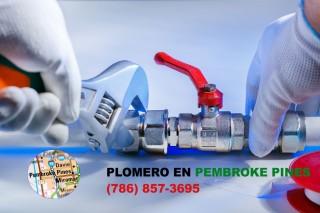Plomero en Pembroke Pines (786) 857-3695