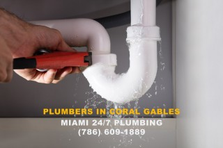 Night Service Plumbers in Coral Gables