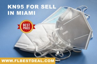 KN95 Protective Masks in Miami