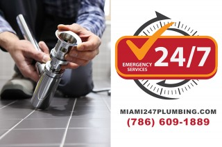 Best 24 hours plumber in Miami